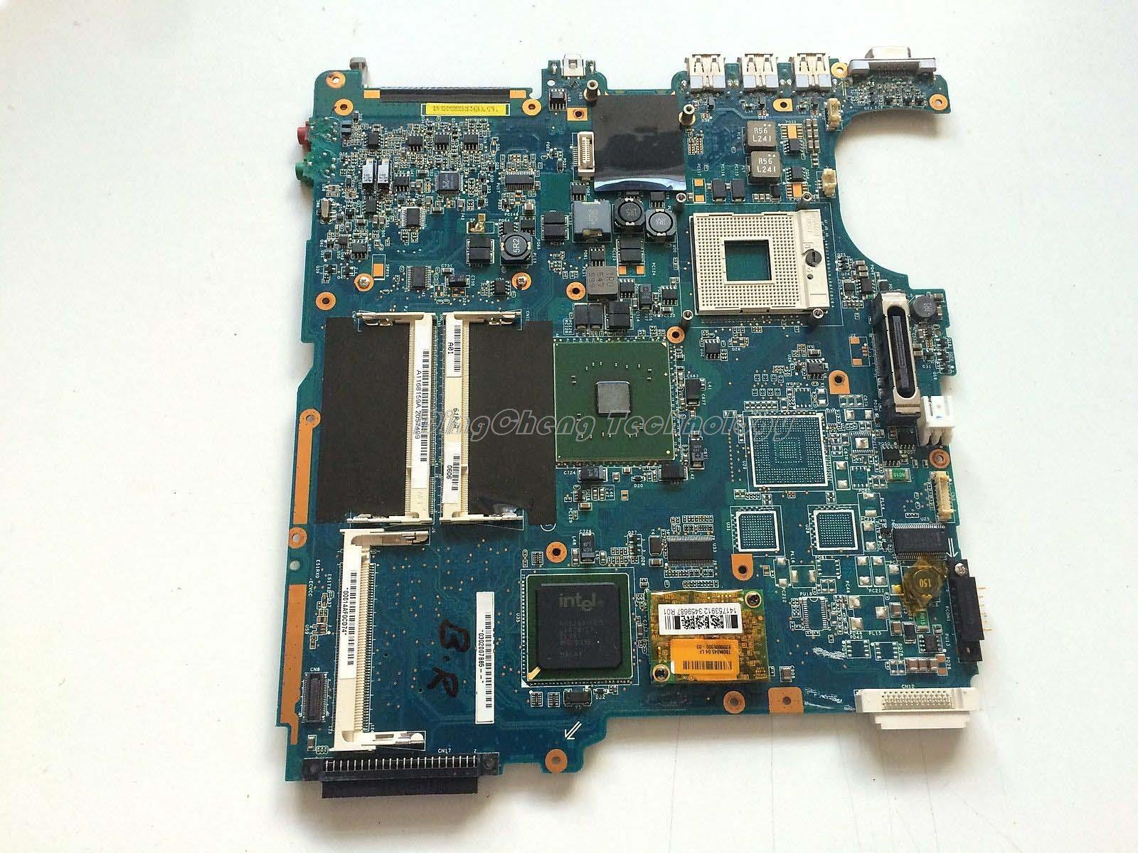 MBX 143 laptop Motherboard For Sony MBX-143 MS04-M/B A1142569A 1P-0058100-8012 for intel cpu with integrated graphics card