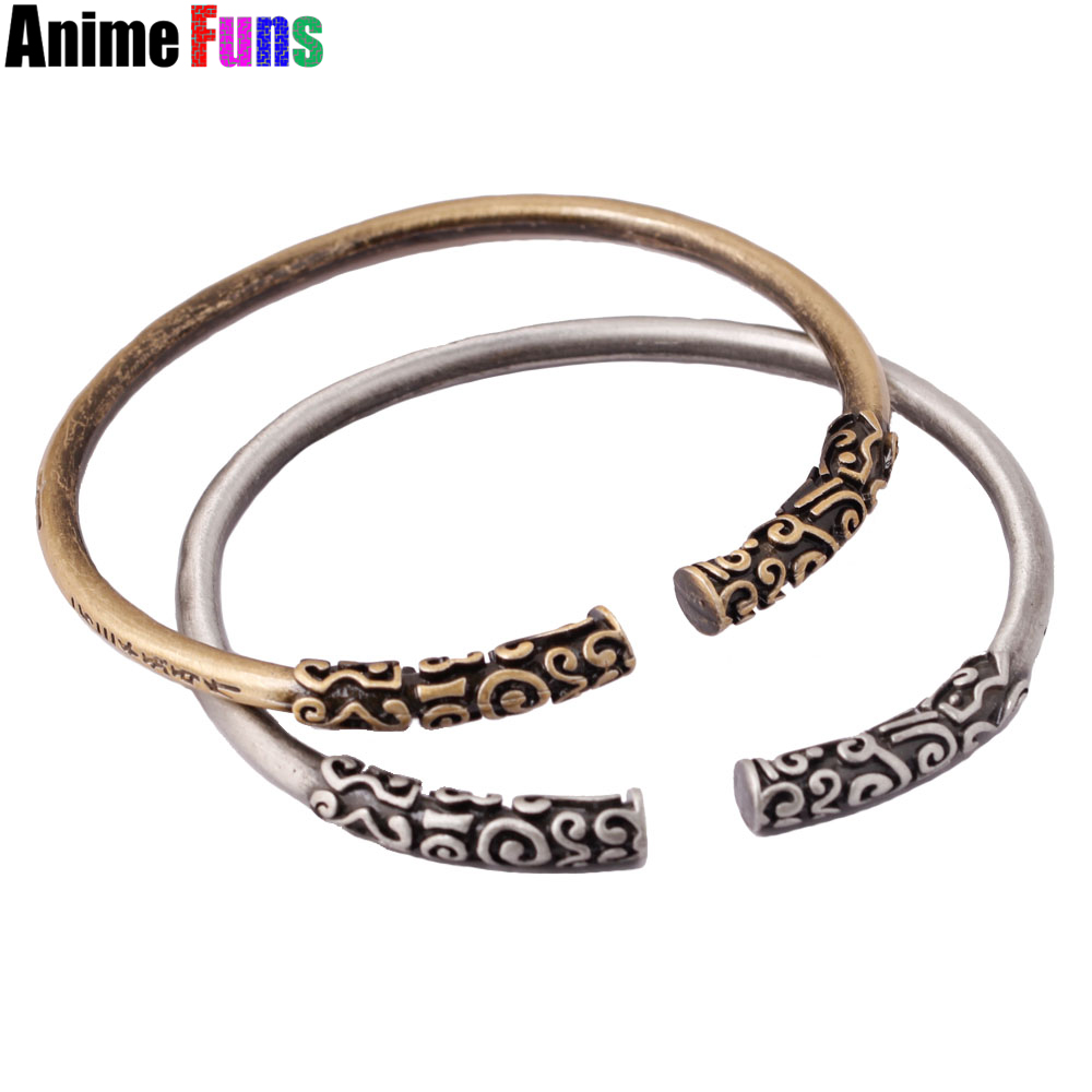 Jewelry & Accessories Hanchang Unique Charm Chinese Myth Of The Monkey King Bangle Dragon Ball Opening Retro For Men Women Lovers Couple Bracelets Bracelets & Bangles