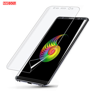 6D Curved Full Cover PET TPU S