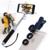 4 en 1 Teléfono con Cámara Kit de Lentes con Extensible Monopie Palo Autofoto para iphone 6 s 6 más samsung note 4 5 s6 edge plus APL-96CX3
