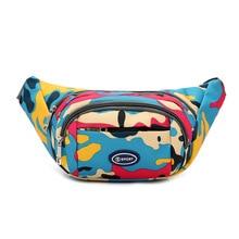 цены Belt Bags Female Fannie Packs Banana Waist Bag Women Belly Bags Chest Phone Pouch Ladies Girl Bum Hip Summer Luxury Fanny Pack