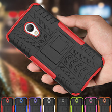 Soft TPU + PC Protective Armor Phone Back Cover For Meizu M3s Mini Case M3 / Meilan Note M5
