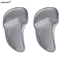 Silicone gel foot massage unisex insole orthopedic arch supports shoe heart medical silica pad insoles for.jpg 200x200