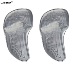 Silicone gel foot massage unisex insole orthopedic arch supports shoe heart medical silica pad insoles for.jpg 250x250