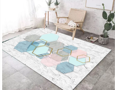 200*300cm Customize High Quality 3D Effect Red Hallway Carpet Pastoral Rugs Corridor Floor Mat Soft Aisle Stairs Anti-slip Long