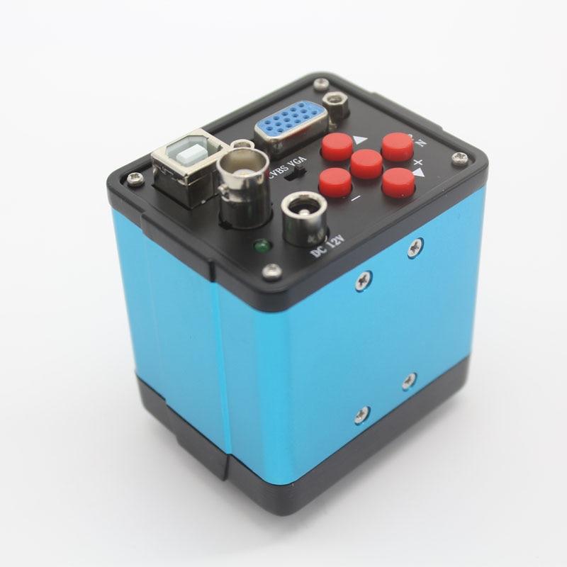 Industrial Microscope Camera VGA USB AV Three Output Interface Camera No Smear Detection HD 1080P 2.0MP