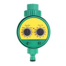 Garden Watering Timer Waterproof Automatic Electronic Outdoor Greenhouse Irrigation Controller Valve Sprinkler Watering System