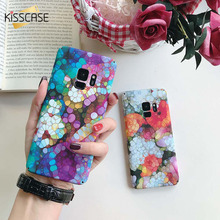 KISSCASE Hard PC Case For Redmi Note 7 Colorful Print Back Cover For X