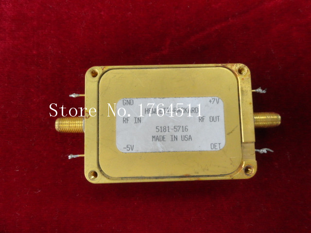 [BELLA] ORIGINAL 5181-5716 +7V -5V SMA Electronic Devices
