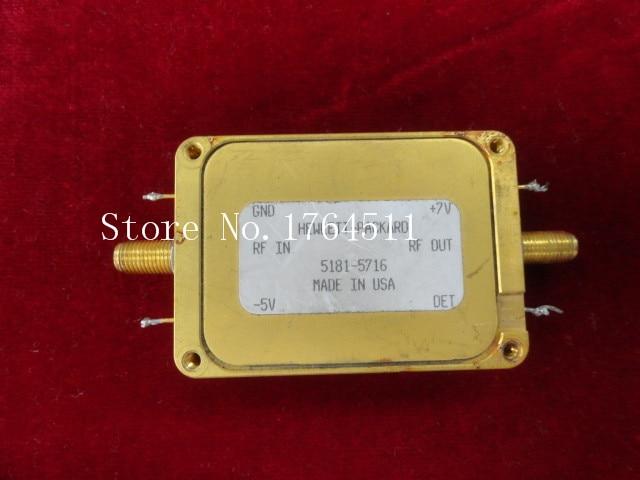 [BELLA] ORIGINAL 5181-5716 +7V -5V SMA Electronic Devices