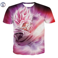 3D Printing Dragon Ball Z T Shirt