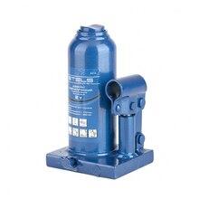 Домкрат гидравлический STELS 51115 (Грузоподъемность 2 т, бутылочный, высота подхвата 17 см, высота подъема 38 см)