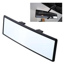 2016 Hot Sale 240mm Car Care Truck Interior Rearview Convex Face Wide Rear View Mirror Clip On