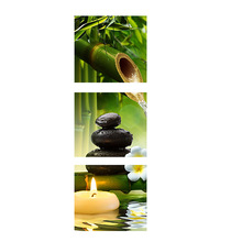 Pop Art Canvas painting  Wall Pictures for hotel Bedroom Decorative Home Decor Landscape bamboo still life Painting
