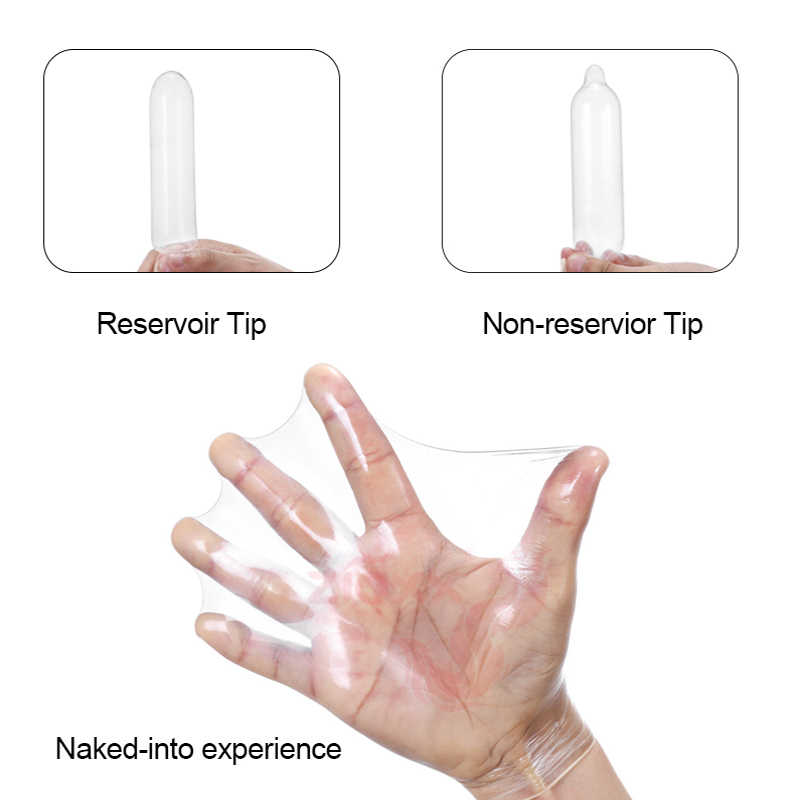 Zioxx Kondom untuk Pria Ultra Tipis Asam Hyaluronic Pelumas Kondom Lateks Alami Mudah untuk Dibersihkan 110 Pcs Penis Ayam Lengan