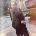 Pure imitation cashmere scarf Pashmina female winter long spring and autumn dual-purpose thickened student collar scarves wraps