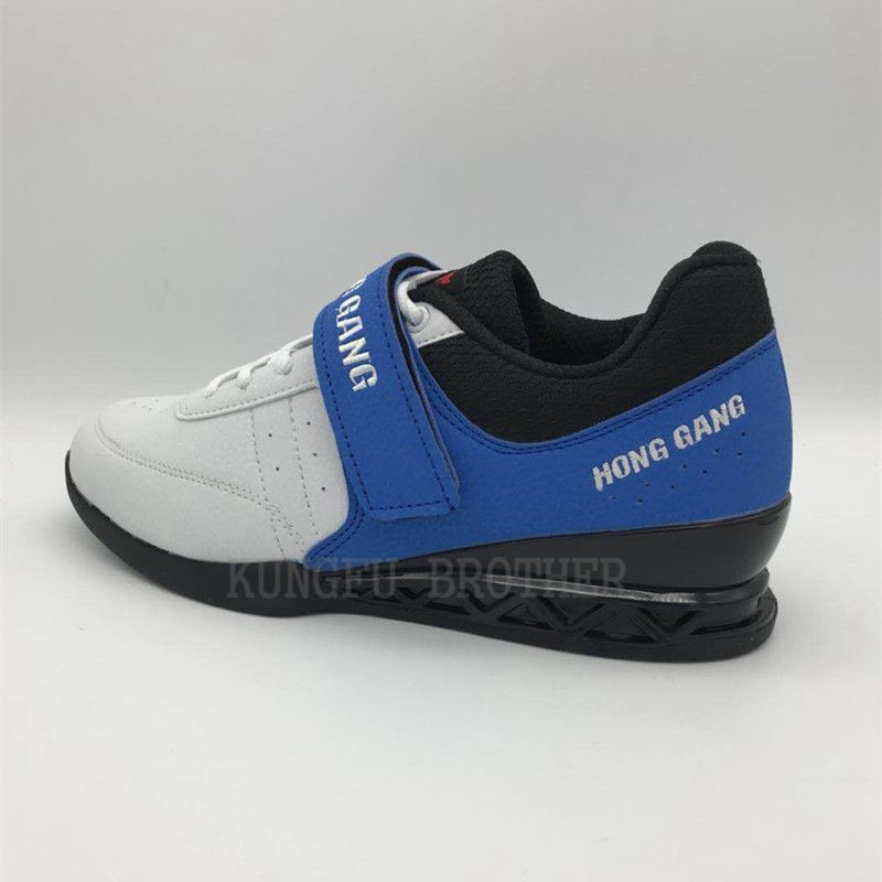 Professional Weightlifting Shoes Weight Lifting Shoe Hightop Gym Training Bodybuilding  Suqte Power Lifting High Tops