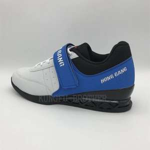23c45254ab8 Hightop Weight Lifting Shoe Gym Training Bodybuilding Professional  Weightlifting