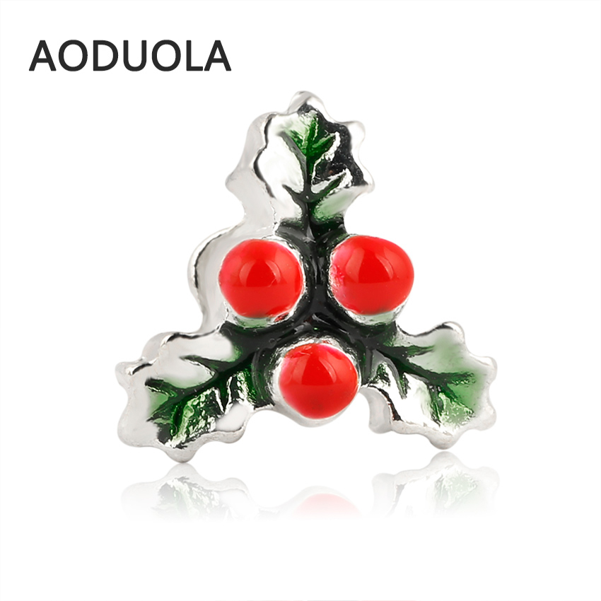 10 Pcs a Lot Christmas Collection Beads Santa Claus DIY Big Hole Metal  Beads Spacer Bead Charm Fit For Pandora Charms Bracelet-in Beads from  Jewelry ... 95b486828865