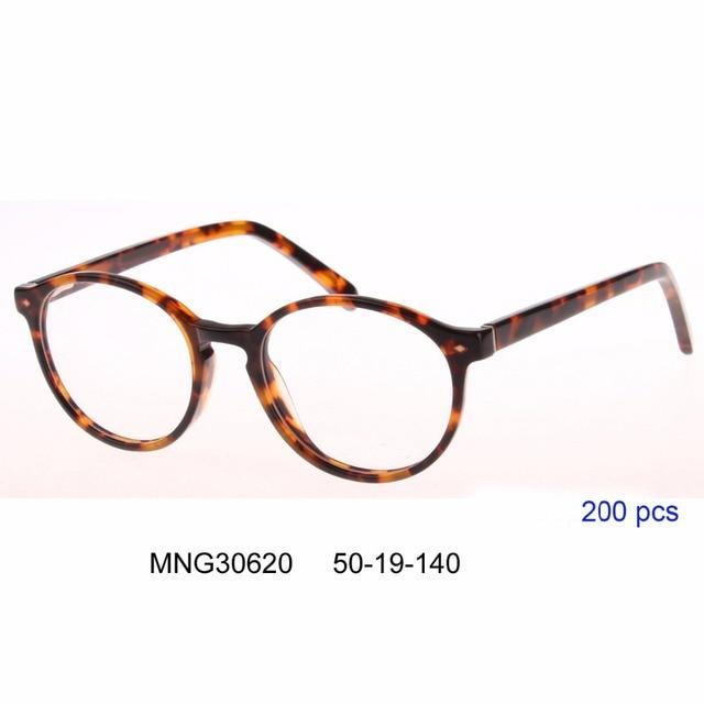 7a35345f9c320 2017 fashion oculos masculino vintage round frame handmade acetate arrow  Brand women men retro eye glasses gafas oculos de grau