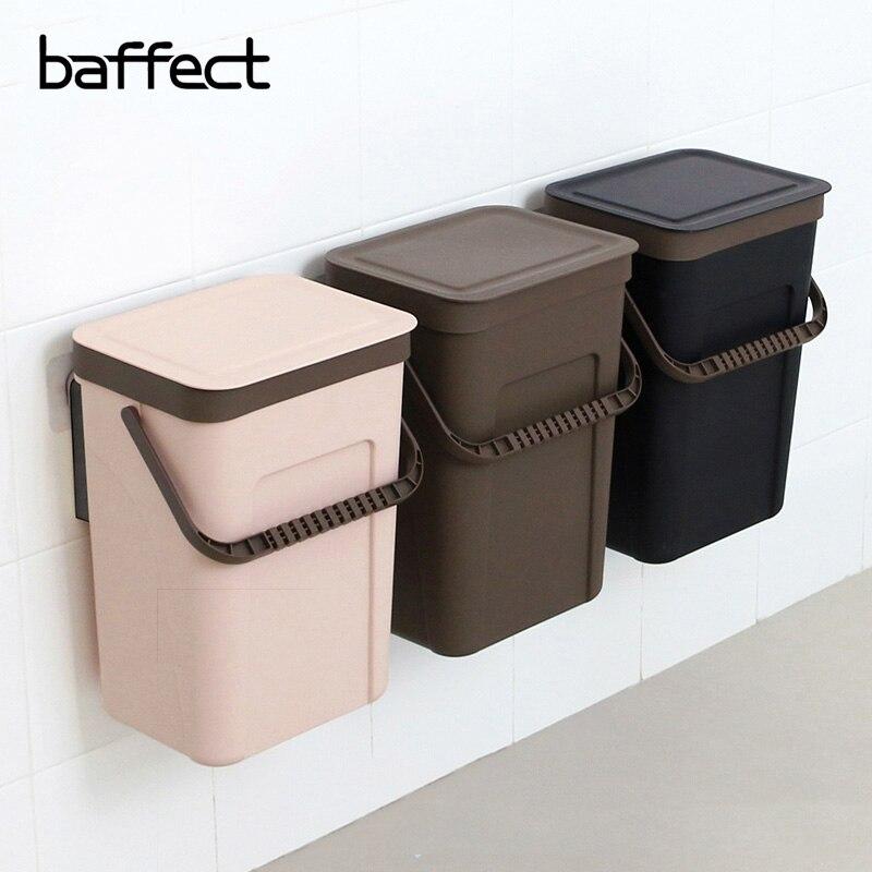 Müll Box Papierkorb Schrank Tür Hängen Lagerung Tragbare Kunststoff ...