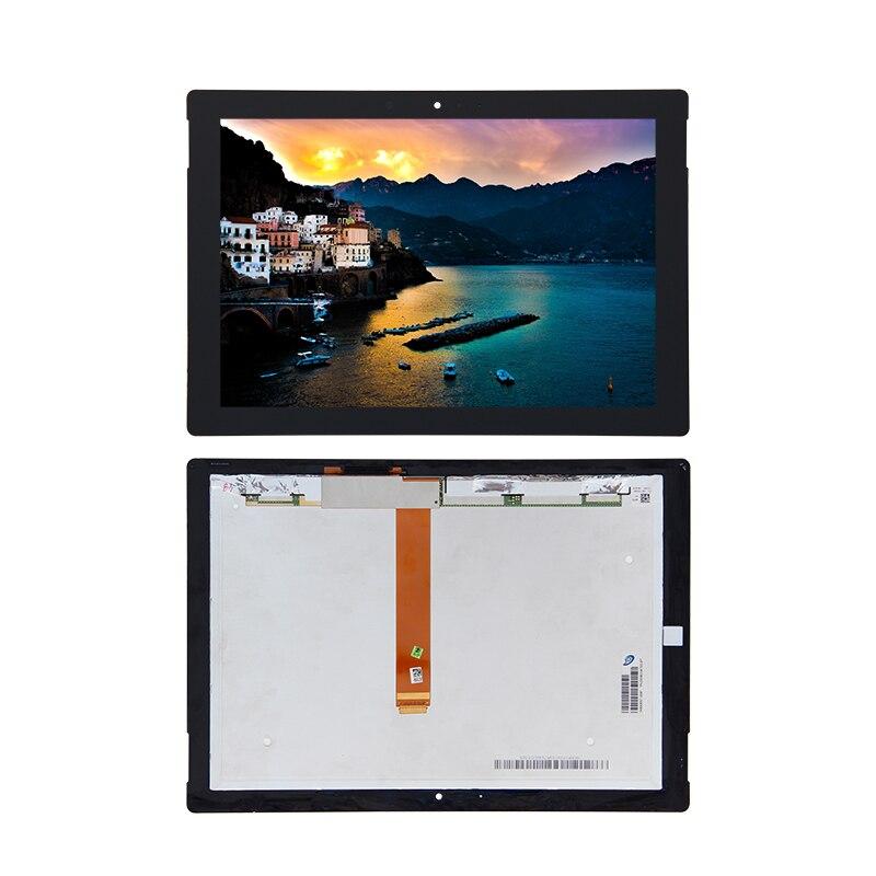Pour Microsoft Surface 3 1645 RT3 1645 10.8 pouce LCD écran Tactile Digitizer Assemblée Outils Gratuits
