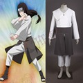 Athemis Custom Made Naruto Cosplay Costumes Same as Anime Character Hyuga Neji Halloween Set Free Shiping