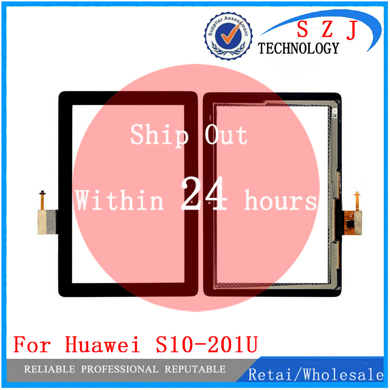 цена New 10.1'' inch For Huawei MediaPad 10 Link S10-201U 201WA S10-231U MCF-100-0676-V2.0 Touch Screen Panel Digitizer Replacement