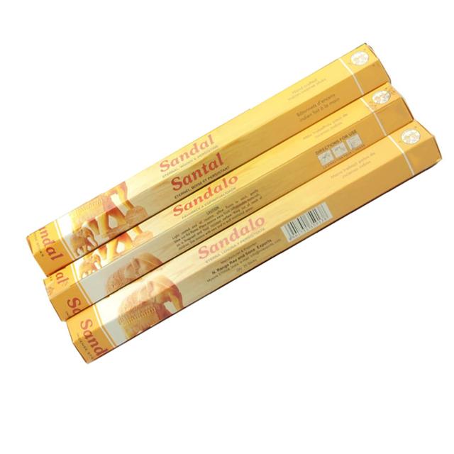Indian Sandalwood Incense Sticks Set