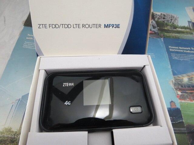 ZTE MF93 MF93E 4G Mobile WiFi Router