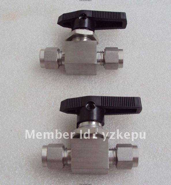 SS ball valve ,2 way ball valve ,instrumentation ball valve