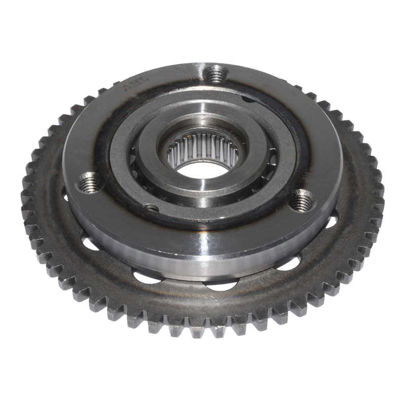 Motorcycle One Way Starter Clutch Gear Assy Bearing Gear Flywheel For Suzuki Djebel DR200 DR200SE DF200 DR200 VANVAN 20 chainsaw piston assy with rings needle bearing fit partner 350 craftsman poulan sm4018 220 260 pp220 husqvarna replacement parts