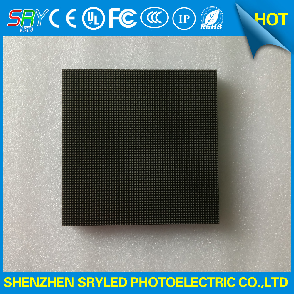 LED Module P2.5 Indoor LED Display 160mmx160mm for LED Monitor Commercial Advertising