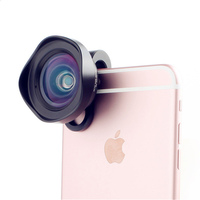 Camera Phone Lens HD Optical Full Screen Cell Phone selfie Lenses Clip on Mobile Phone Lentes For iPhone x
