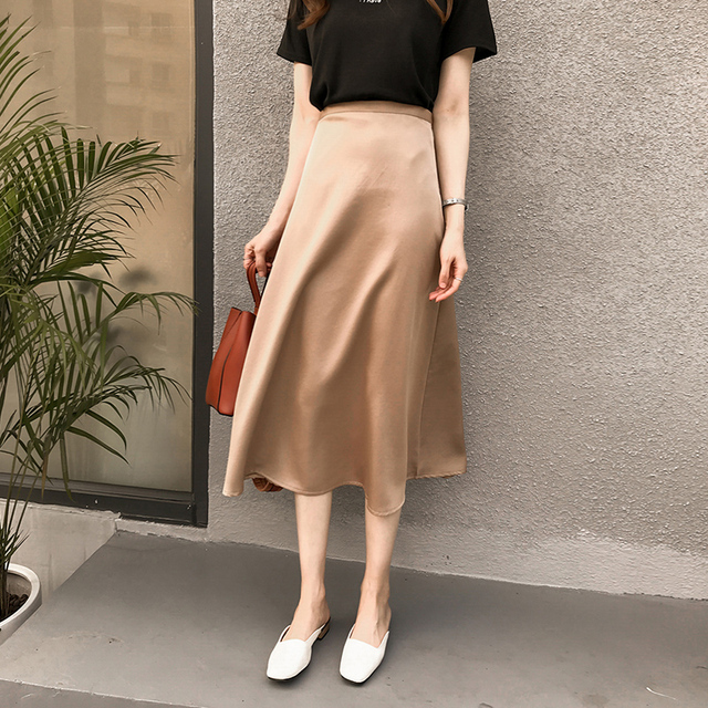 Cheap wholesale 2018 new autumn winter  Hot selling women's fashion casual  sexy Skirt  Y138