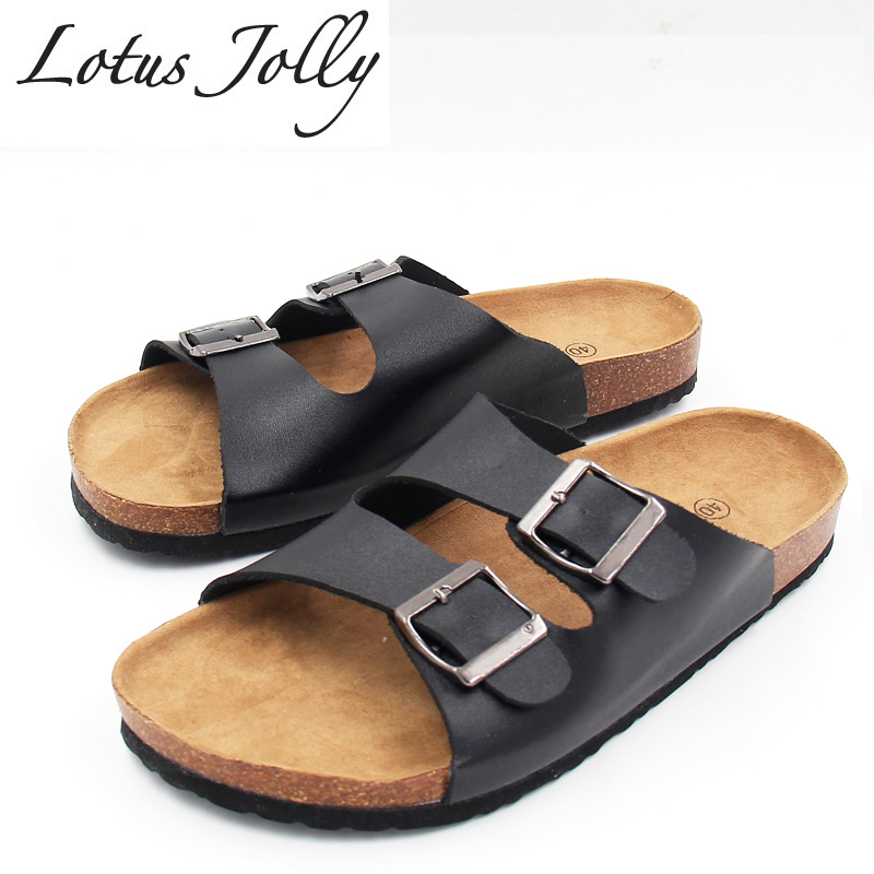 Lotus Jolly Flip Flops 2018 Summer Soft Cork Slides Sandals Slippers Women Lovers Casual Beach Shoes Sandalias Zapatos Mujer недорго, оригинальная цена