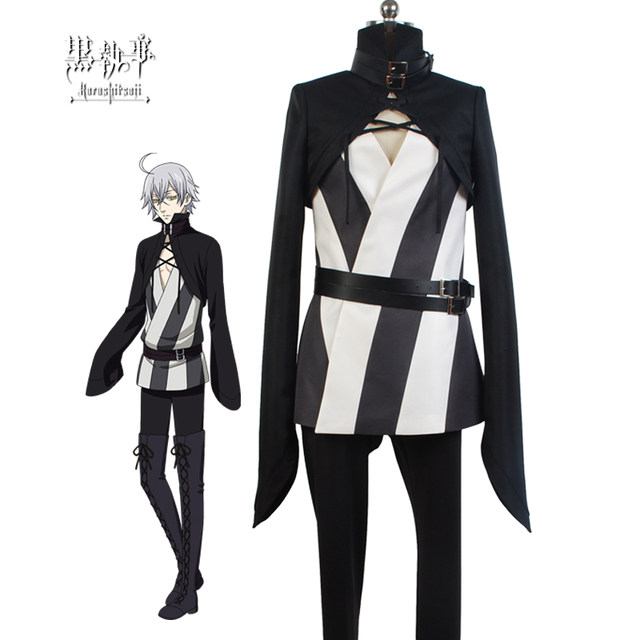 Book of Circus Cos Adults Snake Costumes Black Butler Cosplay Costumes School Stage Performance Clothes for Halloween Dress  sc 1 st  Aliexpress & Online Shop Book of Circus Cos Adults Snake Costumes Black Butler ...