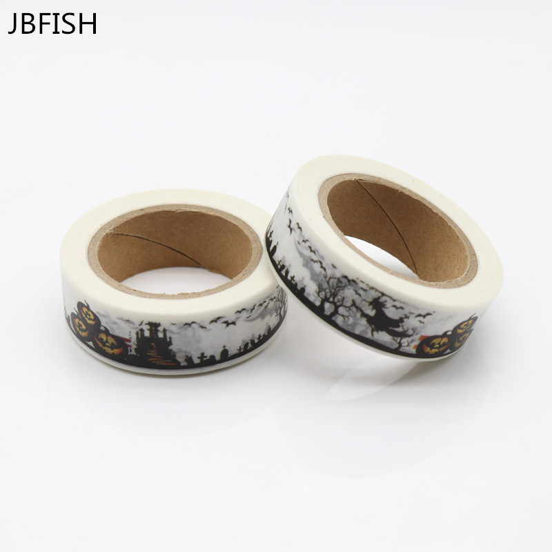 JBFISH Japanese Paper Washi Tapes Masking Tapes Adhesive Tapes 8024