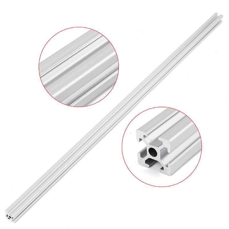 1 шт. 700 мм длина 2020 Т-образные алюминиевые профили, полученный экструзией рамка для 3D принтеров с ЧПУ Плазменные лазеры стенды мебель