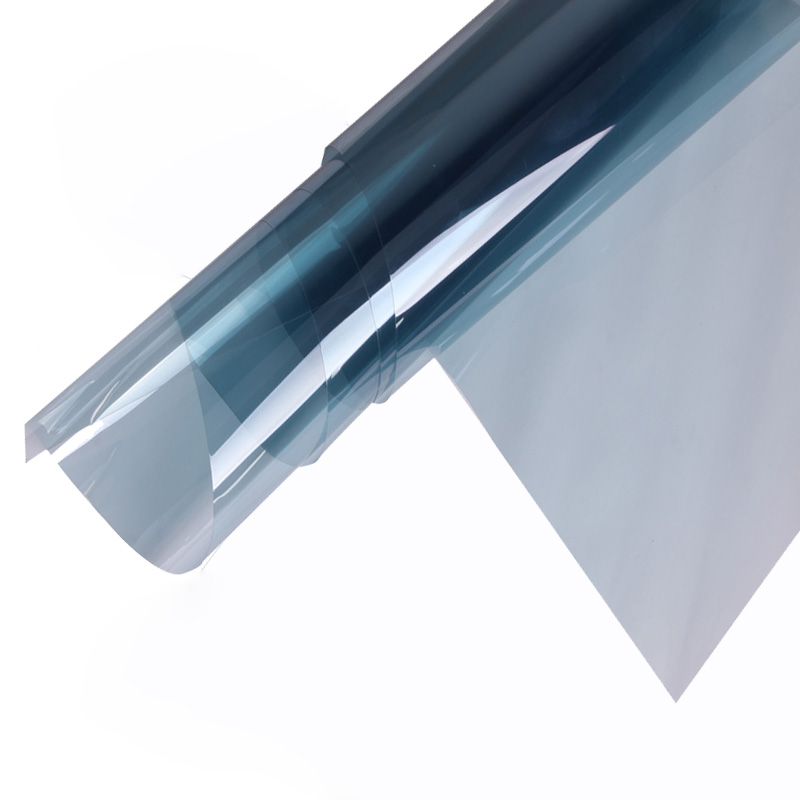 buy vlt 75 ir95 nano ceramic window film car front window tint film against. Black Bedroom Furniture Sets. Home Design Ideas