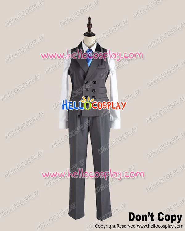 Uta No Prince Sama 2000% Cosplay Masato Hijirikawa Idol Song Costume H008