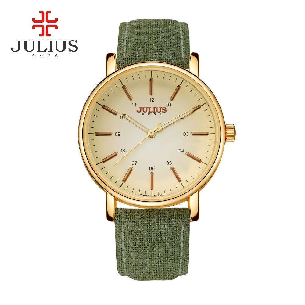 Julius Korea Gold Designer Armband Uhren Quarzuhren Frauen rxtdshQCB