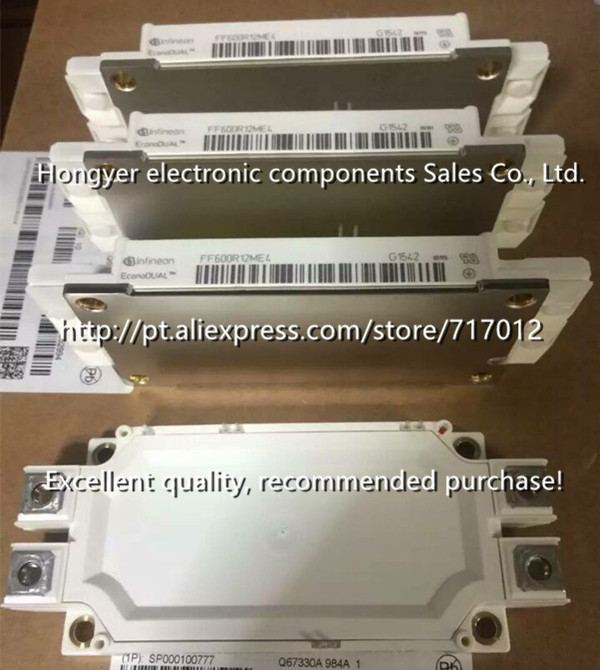 Free Shipping FF600R12ME4 New products(Good quality) good me bad me