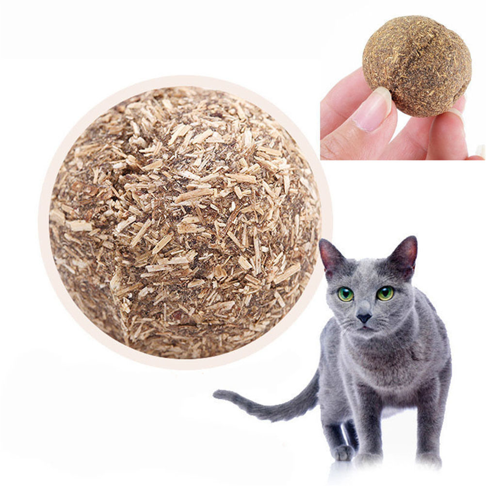 Cat Toys Balls : Hot sale funny cat mint ball toy catnip pets