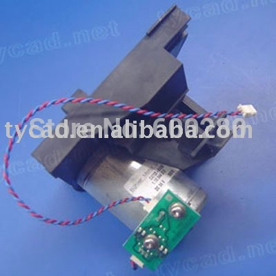 C4723-60277 C4723-60083 Carriage (Y-Axis) motor assembly for HP Designjet 2000CP 2500CP 2800CP 3000CP 3500CP 3800CP c4704 40059 pinch arm media lever for hp designjet 2000cp 2500cp 2800cp 3000cp 3500cp 3800cp plotter parts