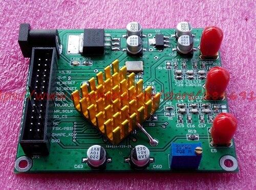 Livraison Gratuite Électronique concurrence module AD9854 module DDS module générateur filtre à Bande