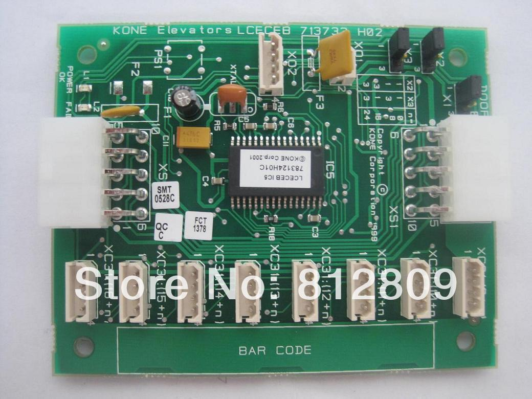 / lift & Escalator parts component  PCB Board CEB KM713730G11/G51/G71 щетка круглая ceb 344 шоколад