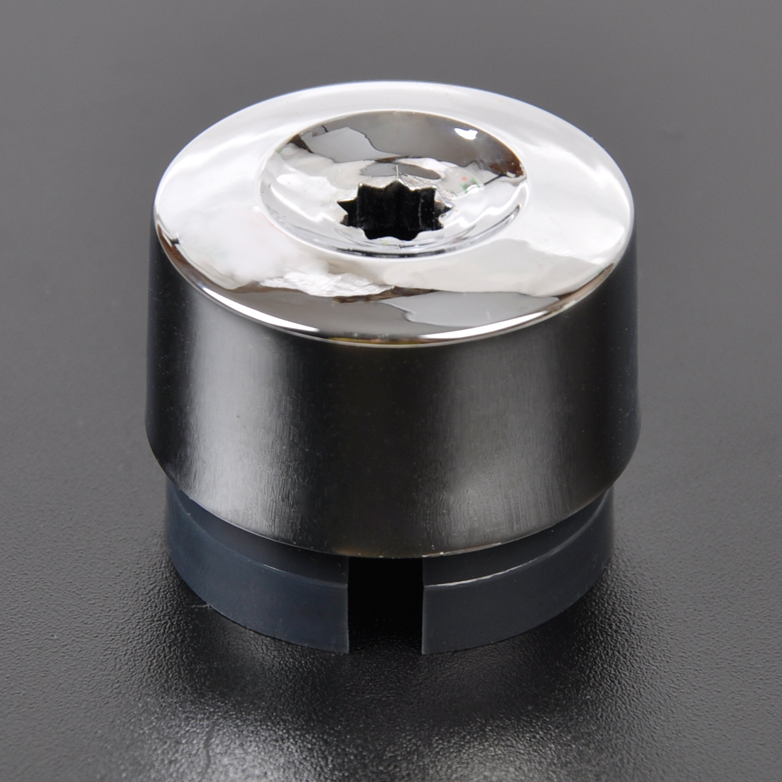 beler New Chrome Wheel Lug Bolt Nut Cap Cover 7L6601173A 7L6601173A2ZZ for VW Volkswagen Touareg 2004 2005 2006 2007 2008-2014 ...