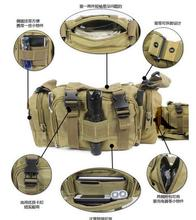 35*15*9cm Multipurpose Magic Waist Bags Outdoor Sports Waist Packs Waterproof 3P Belt Bag Nylon Shoulder Bag Free Shipping