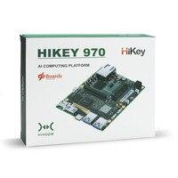 HiKey 970 Single Board Computer 96Boards Super Edge AI Computing Platform (6GB LPDDR4 & 64GB eMMC ) hikey with AOSP & Linux